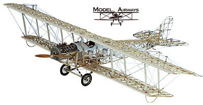 Curtiss JN-4D Jenny 1917 1:16 Standmodell  Krick 24010