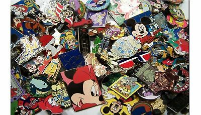 Disney Trading Pins-Lot of 25-No Duplicates-LE-HM-Rack-Cast by Ale'x New