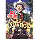 Roy Rogers, King of the Cowboys (DVD, 2003)