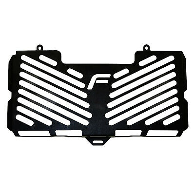 Radiator Water Cooler Grill Cover Black Fit BMW F650GS F700GS F800GS F800R F800S