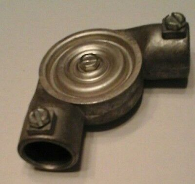 Ansul TSS 415670 Corner Pulley Elbow for R102 Kitchen Supression Systems USED