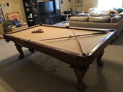 MIZERAK FOOT Pool Table PicClick - Showood pool table