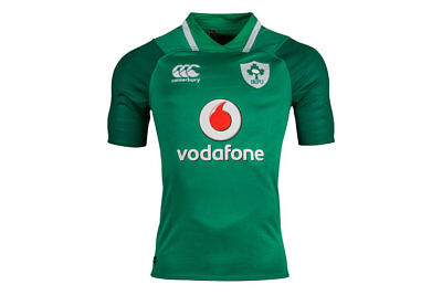 Ireland Rugby IRFU 2018 CCC Home Pro Rugby Jersey Sizes S-3XL!