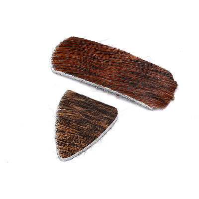 1set combo Leather Arrow Rest Traditional Recurve Bow Longbow Arrow Rest