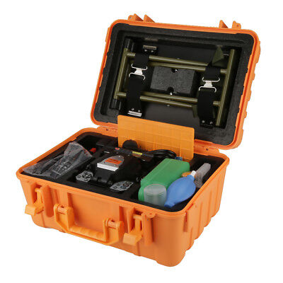 A-80S Fiber Optic Welding Splicing Machine Optical Fiber Fusion Splicer New hon