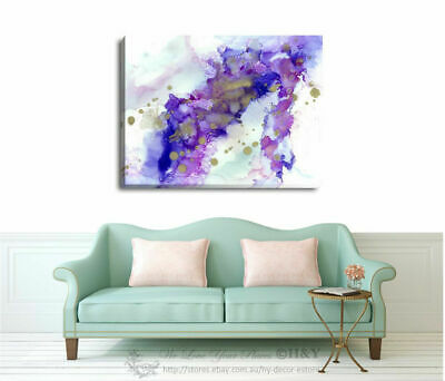 Abstract Stretched Canvas Print Framed Wall Art Home Office Shop Decor Deco A334