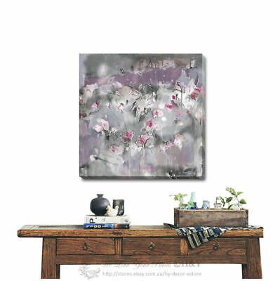 Abstract Stretched Canvas Print Framed Wall Art Home Office Decor Gift Deco A346