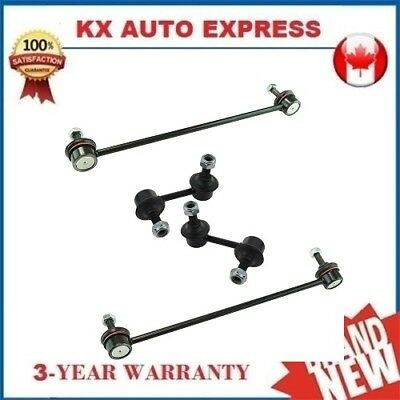 4X Front & Rear Stabilizer Sway Bar Link for 12-15 Honda Civic & 13-18 Acura ILX