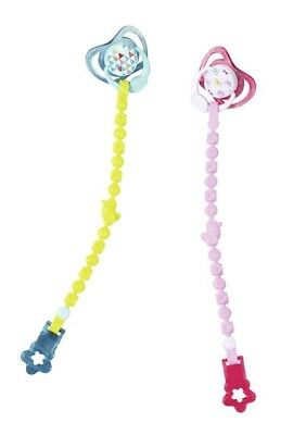 Baby Born Dummy with Chain Assorted