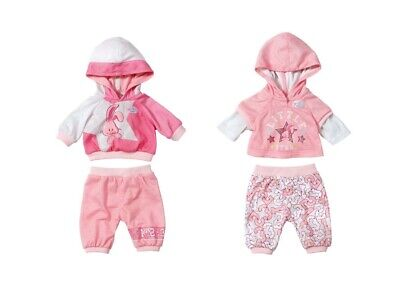 Baby Born Sporty Collection Assorted Outfits