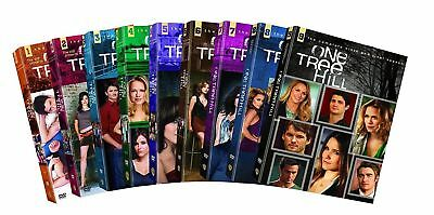 New & Sealed! TV Complete One Tree Hill Series Seasons 1 - 9 DVD