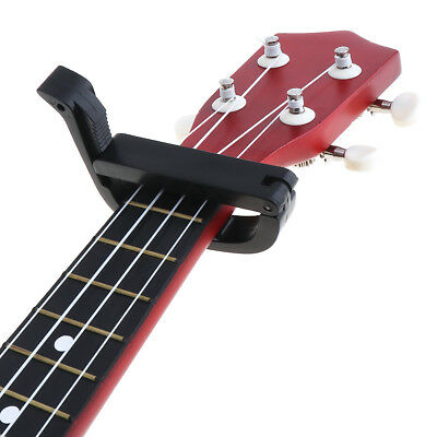 Colorful Lightweight Durable Plastic Guitar Capo for Acoustic / Electric Guitar