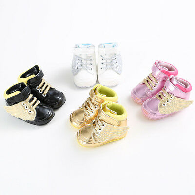 Lovely Baby Infant First Walkers Toddler Spring Autumn Casual Shoes Cute Wing