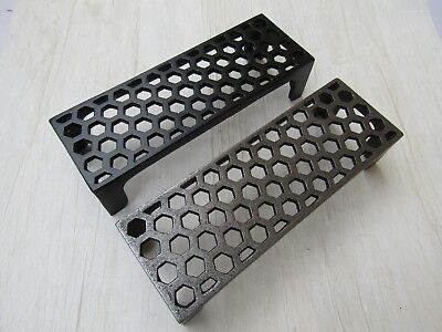 Cast Iron air Brick Vent Victorian Pattern Vintage Reproduction of the old style