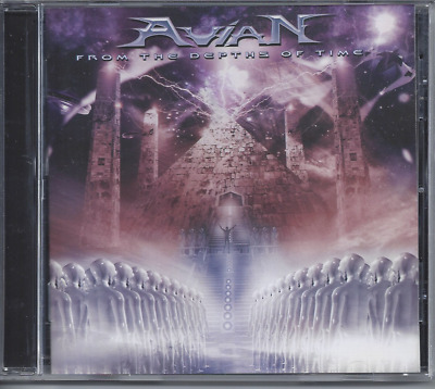 Avian-From The Depths Of Time CD