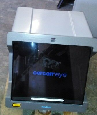 CERCON-EYE-DEGUDENT-OEM-Dental-Eye-Scanner- Power ON