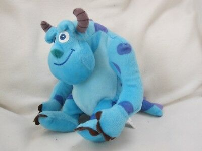 """Sulley Monsters Inc University Plush 9"""" Super Soft Toy Sully"""