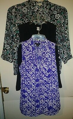 Womens Size S SP Top Bundle Lot of 3 Old Navy Talbots Willi Smith Summer Career