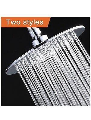 Albustar Luxury Rainfall Shower Head With High Pressure and Spa Experience