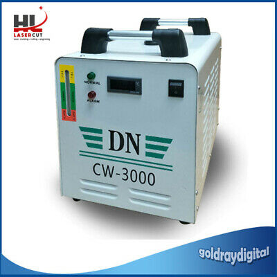 CW3000 Industry Water Chiller for CO2 Laser Engraving Cutting Machine 110V 220V