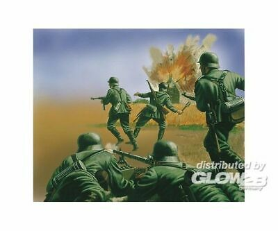 Airfix A00705 WWII German Infantry in 1:72