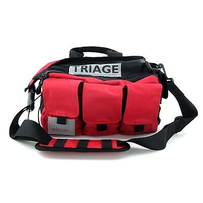 TSG Triage Smart T.R.I. Pack - Medical Incident Response Bag - New Genuine
