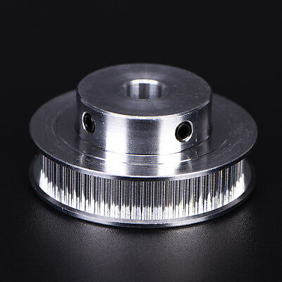 GT2 Timing Belt Pulley Aluminum - 8mm Bore - 60 Teeth for RepRap 3D printer
