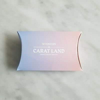 SEVENTEEN in CARAT LAND 2018 Official FAN CLUB 'CARAT' 2nd Fan Meeting Bracelet