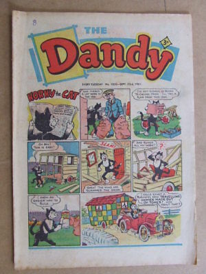 The Dandy Comic No 1035.  1961.