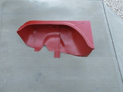 Left Front Fender 52-68 Willys M38A1 Jeep CJ-5