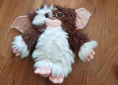"Vintage 1990 Gizmo The Gremlin 11"" Soft Toy By Applause - Free Postage"