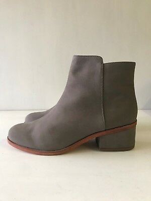 [COUNTRY ROAD] NEW! SZ 36,38,39,40,41 [CR LOVE] alessi boot in grey 5,6,7,8,9,10