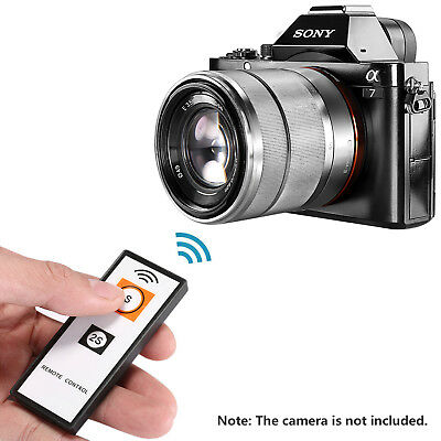 Neewer IR Wireless Shutter Release Remote Control for Sony A7 A7S A7R A6300 A77