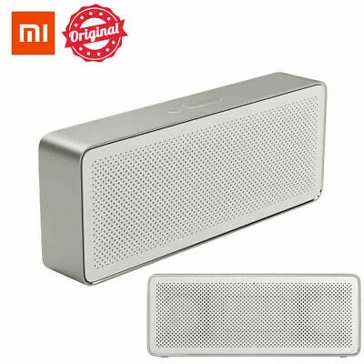 Xiaomi Portable Bluetooth Speaker Square Box Stereo Wireless Mini Music Player