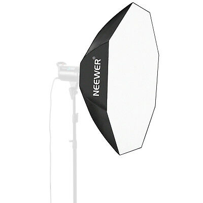 Neewer Photography Studio 24 inches Octagonal Silver Reversible Softbox