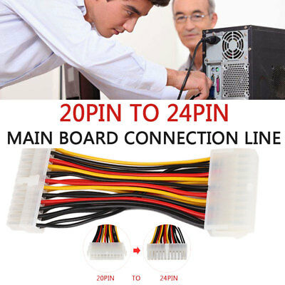 20 To 24pin Plastic Convenient Durable for HP Mini Motherboard