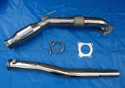 Downpipe Down Pipe VW Golf 5 u  Variant  2.0 2,0 GTI 147 KW 3 Zoll 76 mm mit Kat