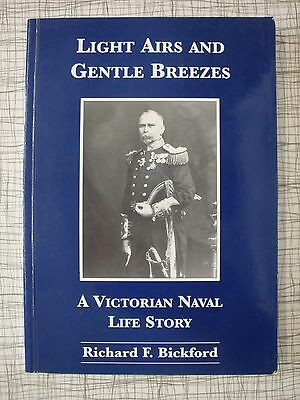 Light Airs And Gentle Breezes, A Victorian Naval Life Story: Samoa Pacific Chile