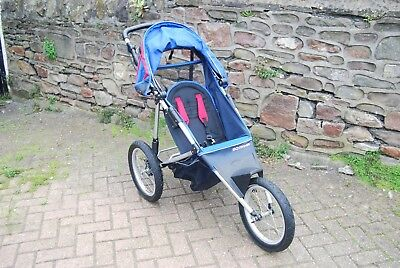 Schwinn Baby Jogger Running Buggy Fixed Three Wheeler Stroller