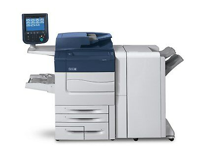Xerox Color C70 With Fiery and Advanced Finisher