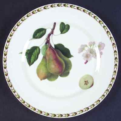 Rosina Queens HOOKER'S FRUIT (INDIA) Pear Salad Dessert Plate 6106499