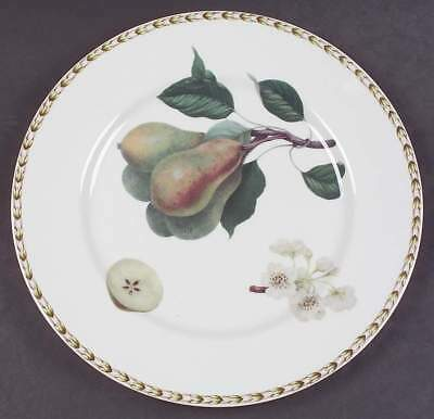 Rosina Queens HOOKER'S FRUIT (INDIA) Pear Dinner Plate 5963235