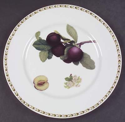 Rosina Queens HOOKER'S FRUIT (INDIA) Plum Dinner Plate 5963236
