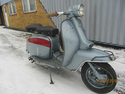 Lambretta  125 Special   Model Original 100% Italian Scooter