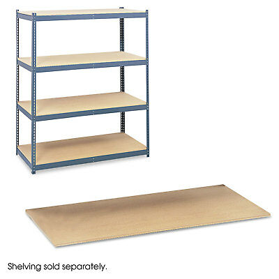 Safco Particleboard Shelves for Steel Pack Archival Shelving 69w x 33d x84w Box
