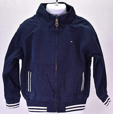 Baby Boy's Tommy Hilfiger T329010 Anchor Jacket  Navy 3T