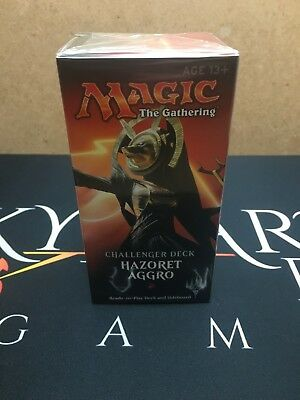 Hazoret Aggro - Magic The Gathering Challenger Deck (Brand new and sealed)