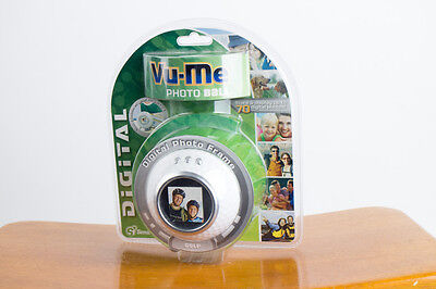 New Vu-Me Photo Ball Golf Sports Theme - Display Up To 70 Digital Photos Images