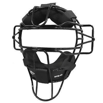 Diamond Standard Baseball Umpire Face Mask - Black (NEW) Lists @ $45