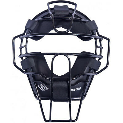 Diamond IX3 Baseball Umpire Face Mask - Black (NEW) Lists @ $90